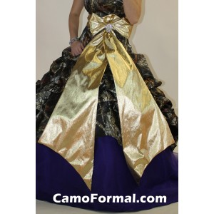 Extreme Belted Sash and Bow