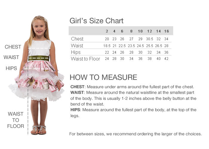 3011 camo flower girl dress for wedding camouflage prom wedding size chart 2 16 mightylinksfo