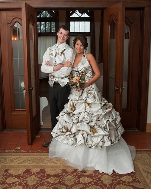 Customer Testimonials Camouflage Prom Wedding Homecoming Formals