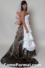 Dress Sale on Welcome To Camo Formal Bridal  Wedding  And Prom Dresses And Tux Vests