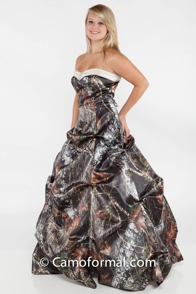 d6ff480e511fa 3771 Gabby - Aline, Pickup Dress with Sweetheart Band and Rhinestone Pin